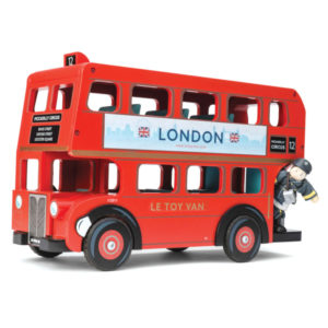 London bus Le Toy Van