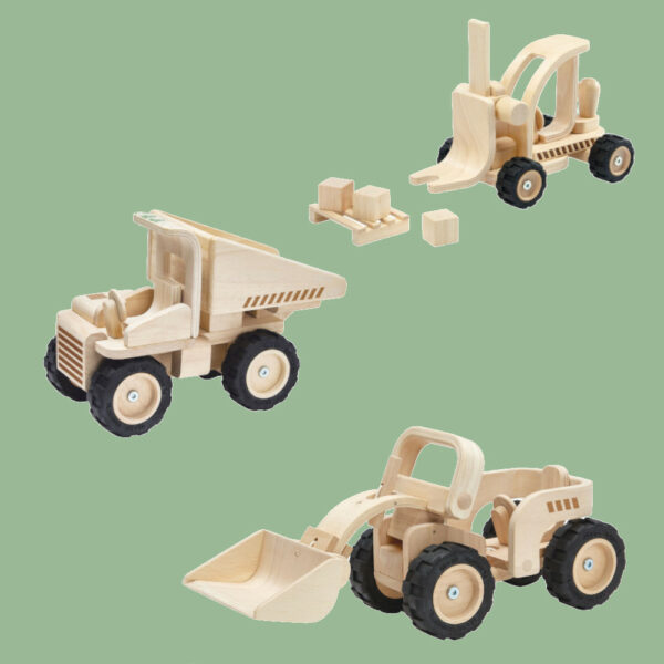 Jouets camions chantier plan toy